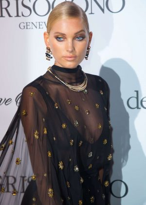 Elsa Hosk - De Grisogono Party at 70th Cannes Film Festival in France
