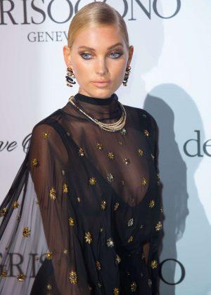 Elsa Hosk - De Grisogono Party at 70th Cannes Film Festival in France