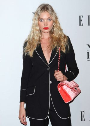 Elsa Hosk - E! New York Fashion Week Kick Off in New York City