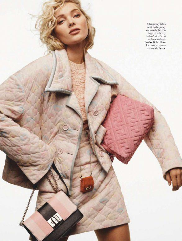 Elsa Hosk - Elle Magazine (Espana - March 2020)