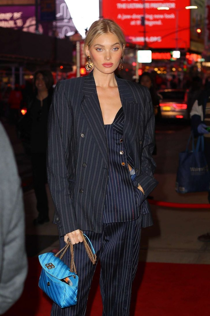 Elsa Hosk - Grand Opening of the Edition Hotel Times Square in NYC
