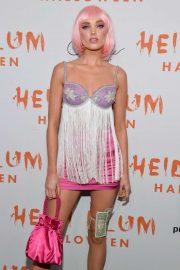 Elsa Hosk - Heidi Klum's 2019 Halloween Party in NYC