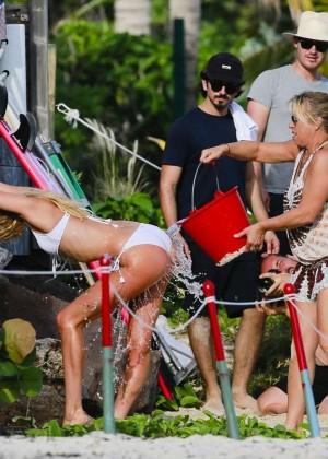 Elsa Hosk: Hot in Victorias Secret photoshoot in St. Barths-01