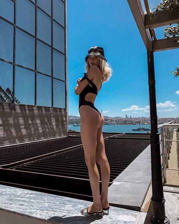 Elsa Hosk in Bikini - Photoshoot