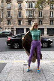 Elsa Hosk - Instagram Pics