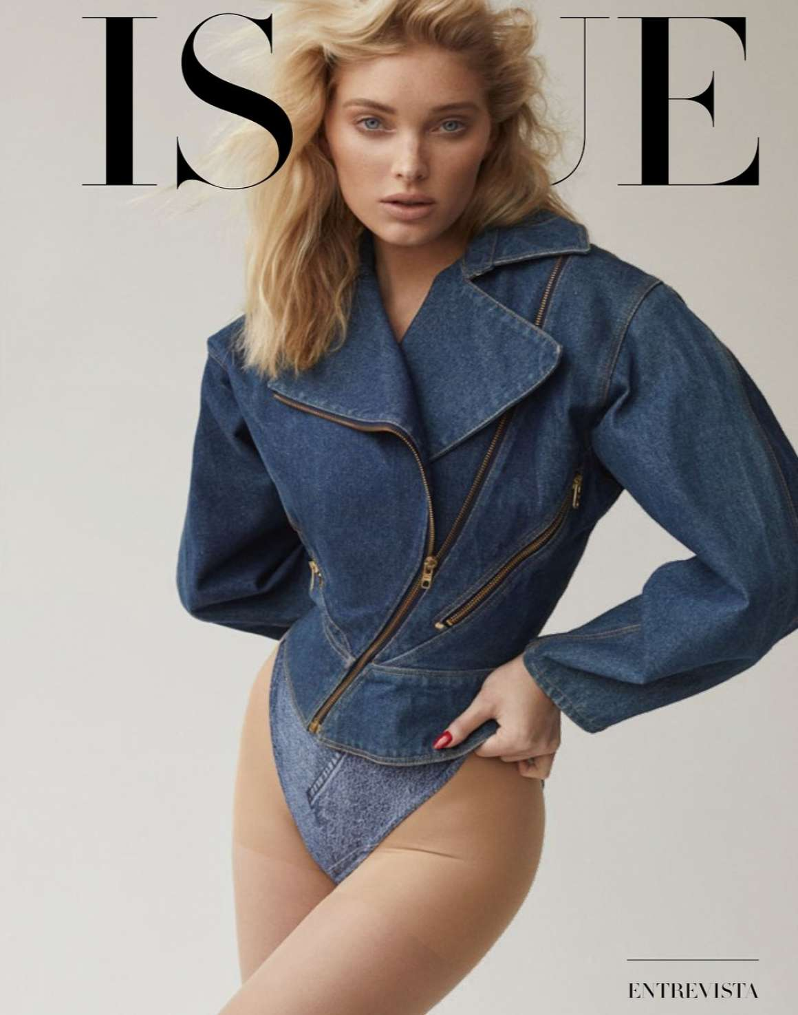 Elsa Hosk – Issue Magazine 2018
