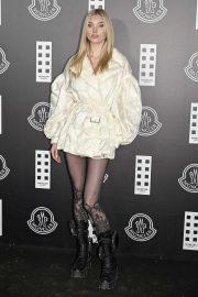 Elsa Hosk - Moncler fashion show in Milan