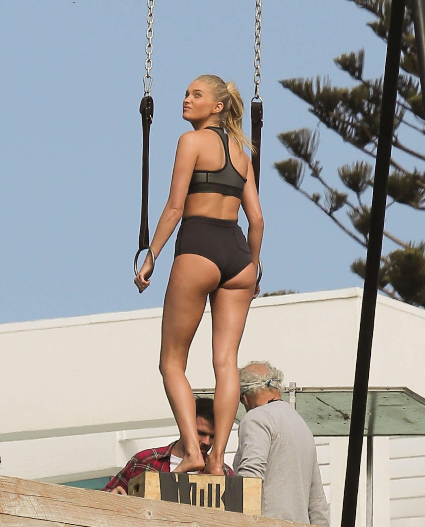 Elsa hosk posing in a bikini malibu nudes (78 pics)