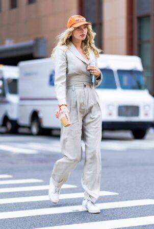 Elsa Hosk - Out in New York City