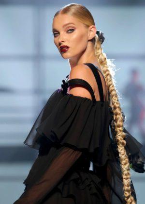 Elsa Hosk - Philipp Plein fashion show at New York Fashion Week 2017