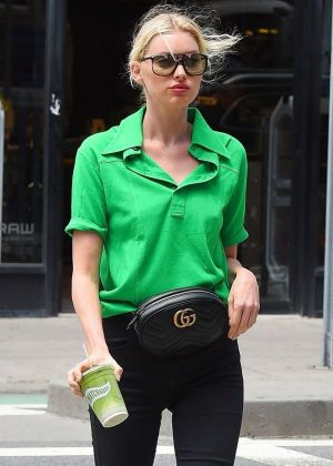 Elsa Hosk - Seen Out In New York