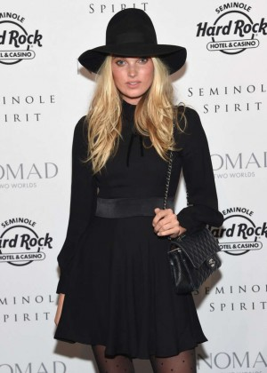 Elsa Hosk - Seminole Spirit Presented By Nomad Two Worlds in NYC