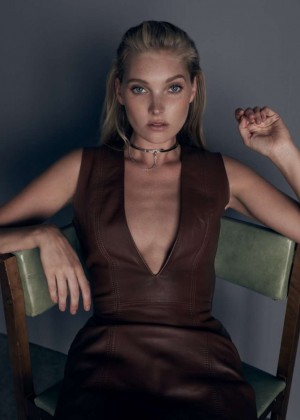 Elsa Hosk - So It Goes Magazine 2015