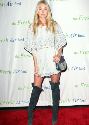 Elsa Hosk - The Fresh Air Fund 'Salute To American Heroes' in NY