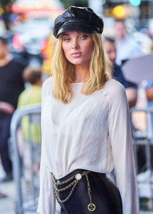 Elsa Hosk - 'The Tick' Premiere in NYC