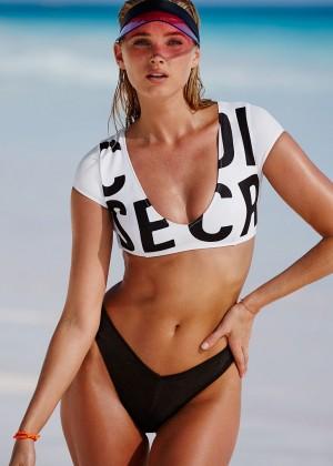 Elsa Hosk - Victoria's Secret (March 2016) adds