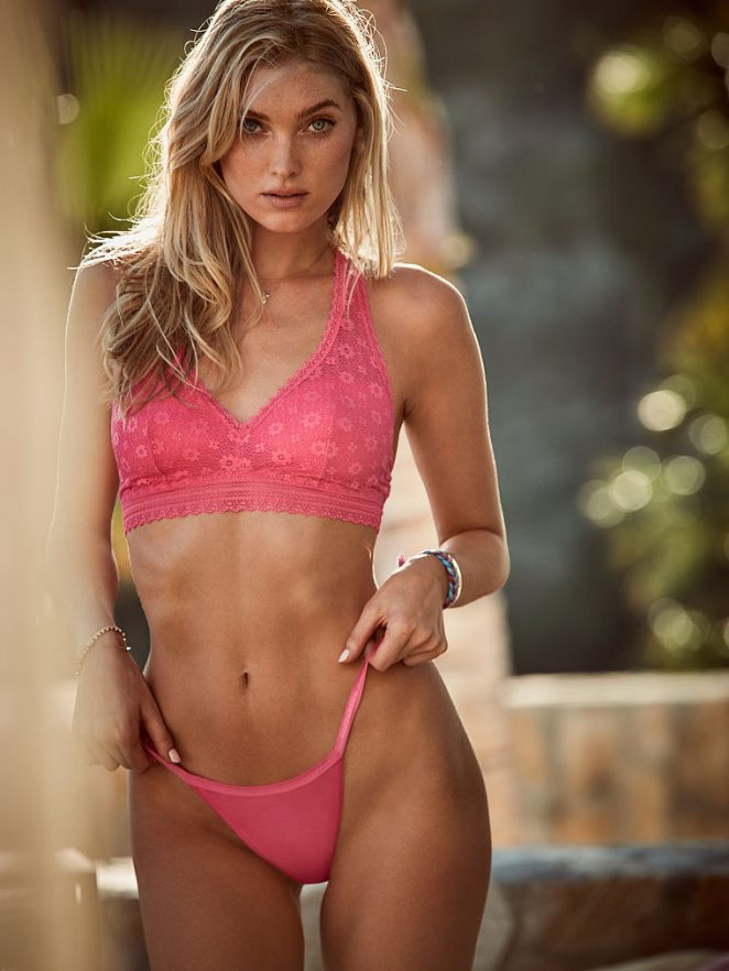 Elsa Hosk - Victoria's Secret Photoshoot (February 2017) adds