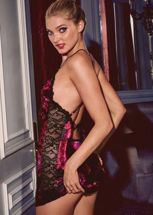 Elsa Hosk - Victoria's Secret Photoshoot (November 2015)