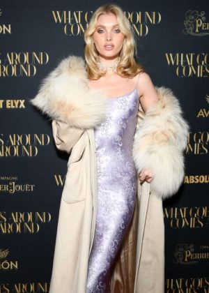 Elsa Hosk - What Goes Around Comes Around Flagship Opening in NYC