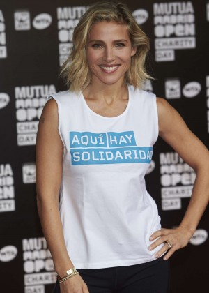 Elsa Pataky - Charity Day Photocall in Madrid