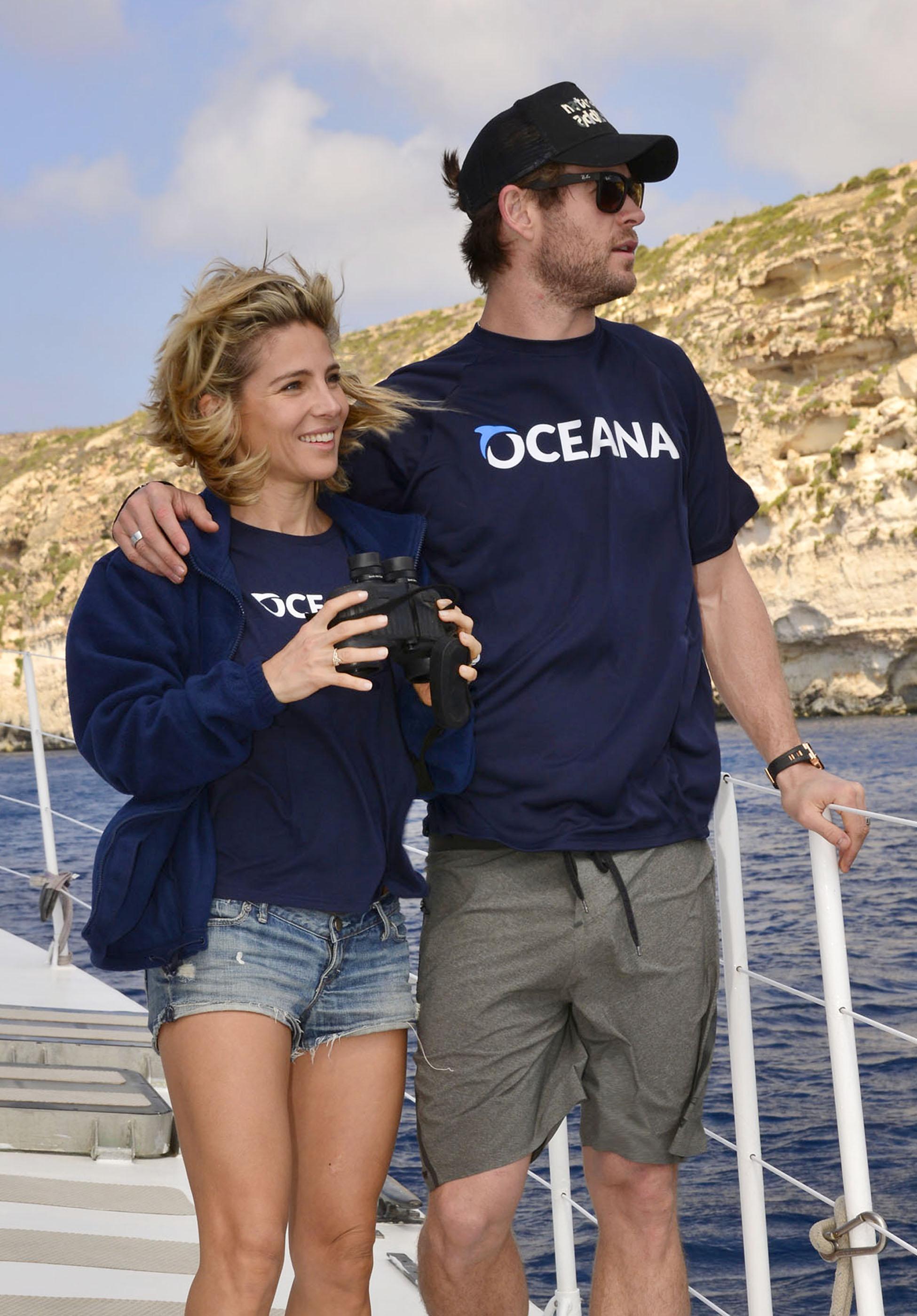 Elsa pataky chris hemsworth ongoing expedition by oceana for Elsa pataky y chris hemsworth