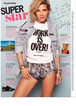 Elsa Pataky - Cosmopolitan Spain (November 2017)