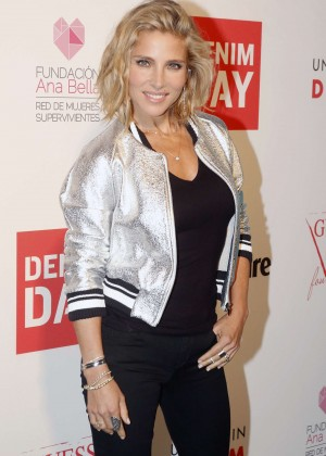 Elsa Pataky - Guess Foundation Denim Day Charity in Barcelona