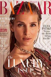 Elsa Pataky - Harper's Bazaar Australia Magazine (June/July 2019)