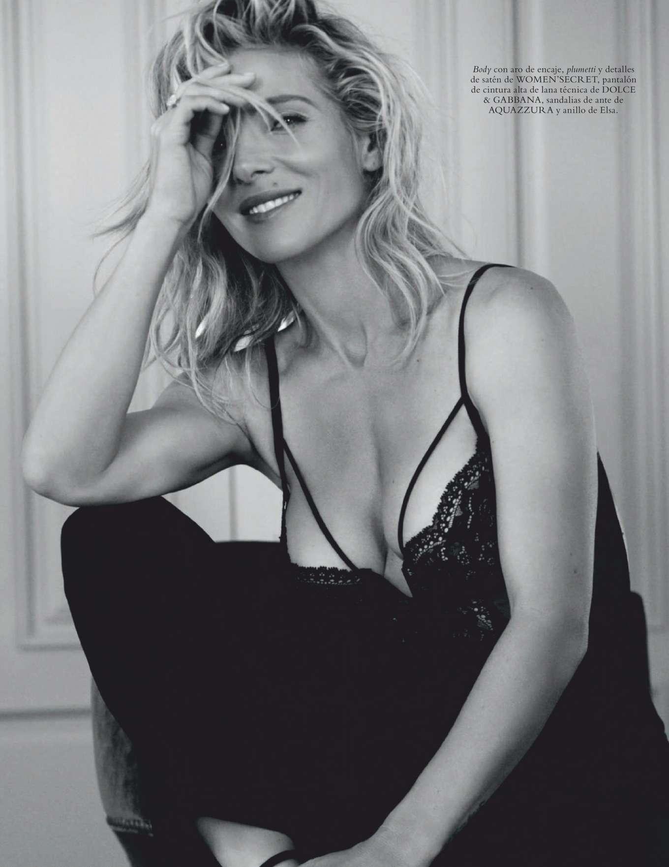 Elsa Pataky - Harpers Bazaar Espana Magazine (December 2019)