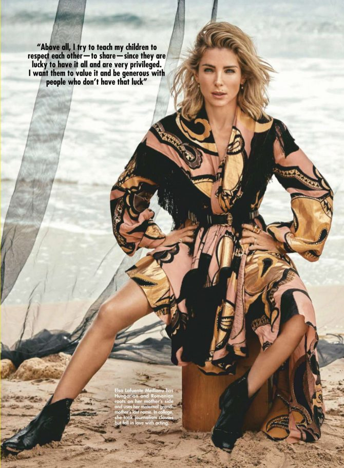 Elsa Pataky – Hola! US Magazine (March 2019)
