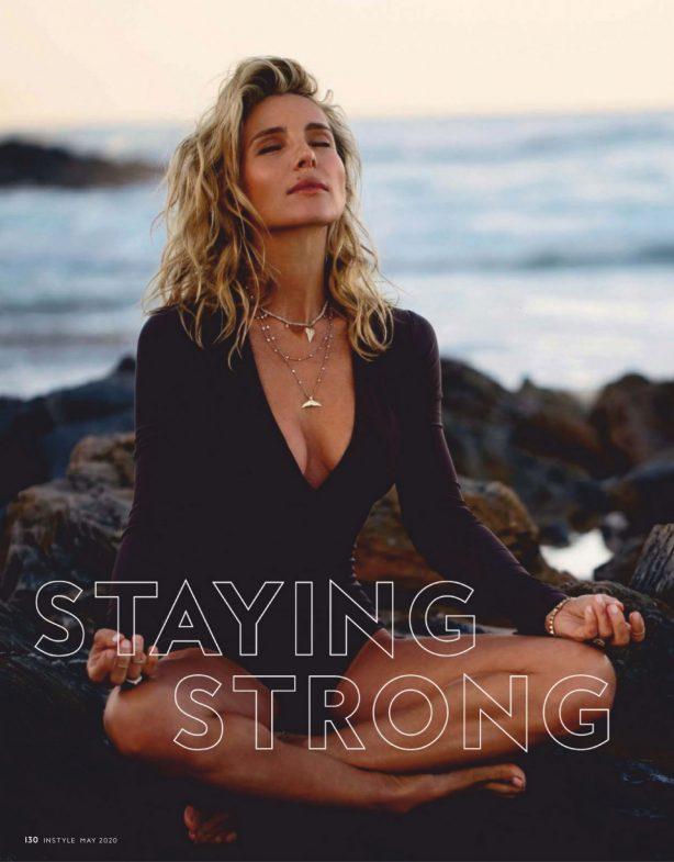 Elsa Pataky - Instyle Magazine (Australia - May 2020)