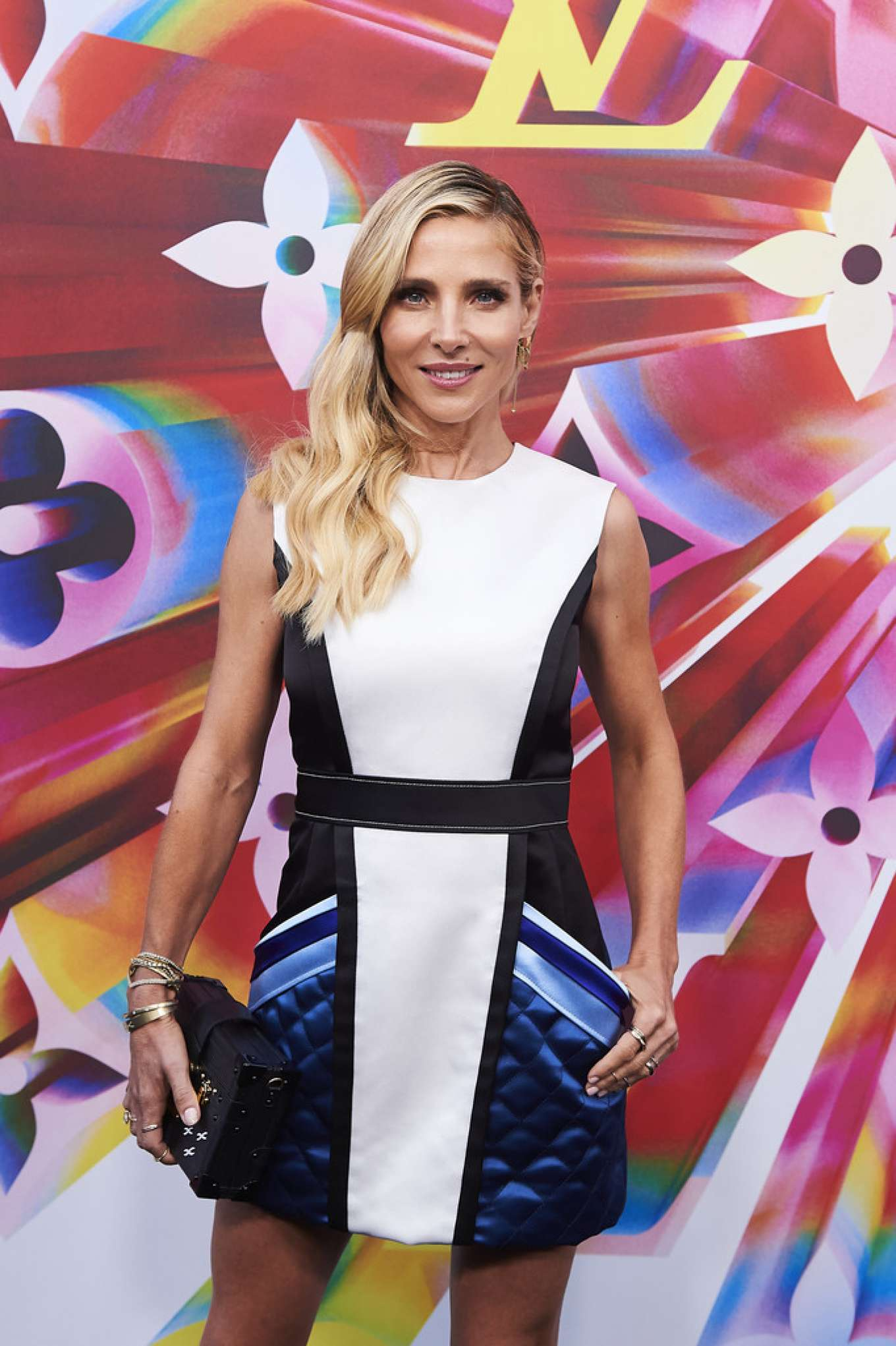 Elsa Pataky - Louis Vuitton Flagship Store Re-Opening in Sydney