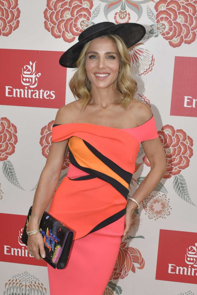 Elsa Pataky - Melbourne Cup 2016 in Melbourne