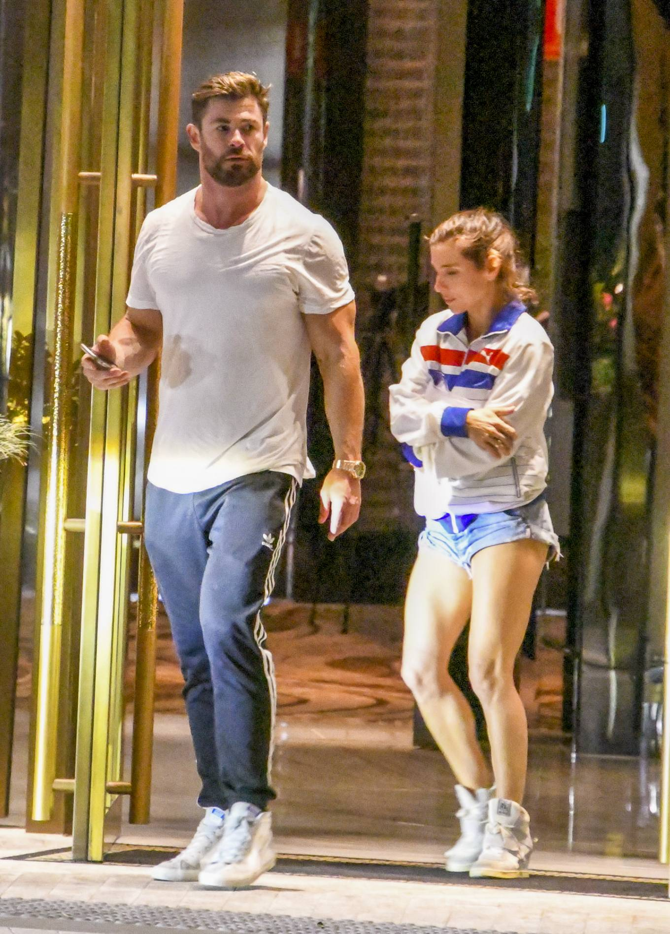 Elsa Pataky - Out in New South Wales