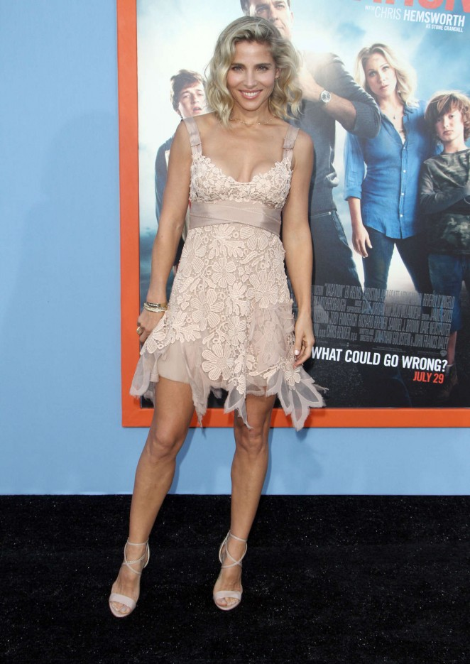 Elsa Pataky - 'Vacation' Premiere in Westwood