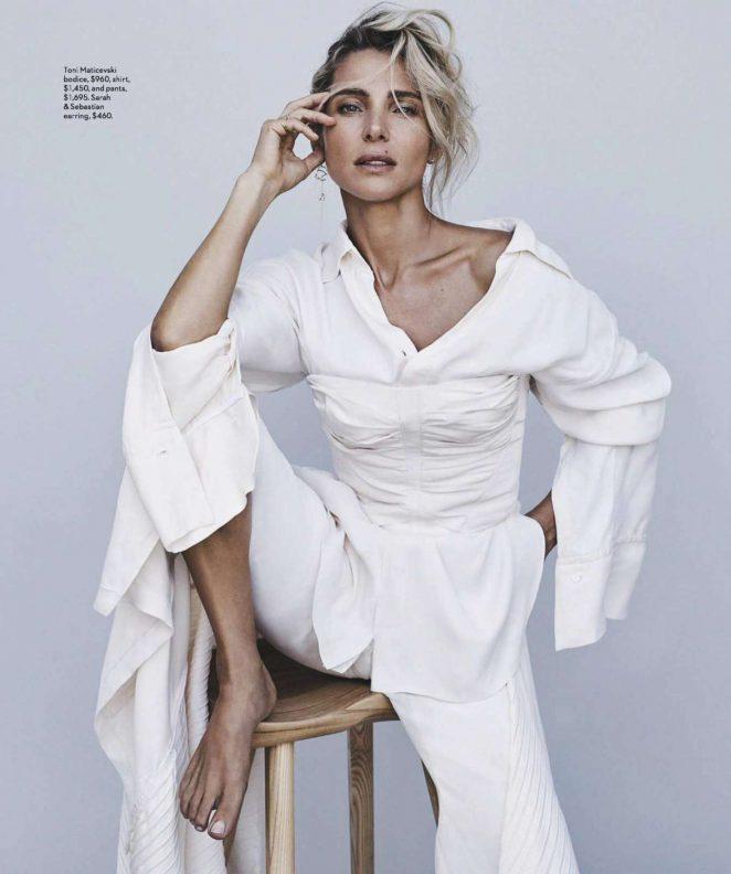 Elsa Pataky - Vogue Australia Magazine (May 2018)