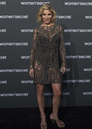 Elsa Pataky - Wanted by Women's Secret Launch in Madrid