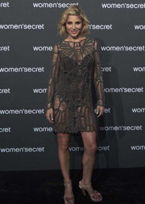 Elsa Pataky - Wanted by Women's Secret Launch in Madrid