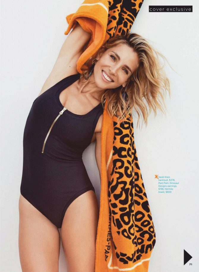 Elsa Pataky – Women's Health Australia Magazine (March 2019)