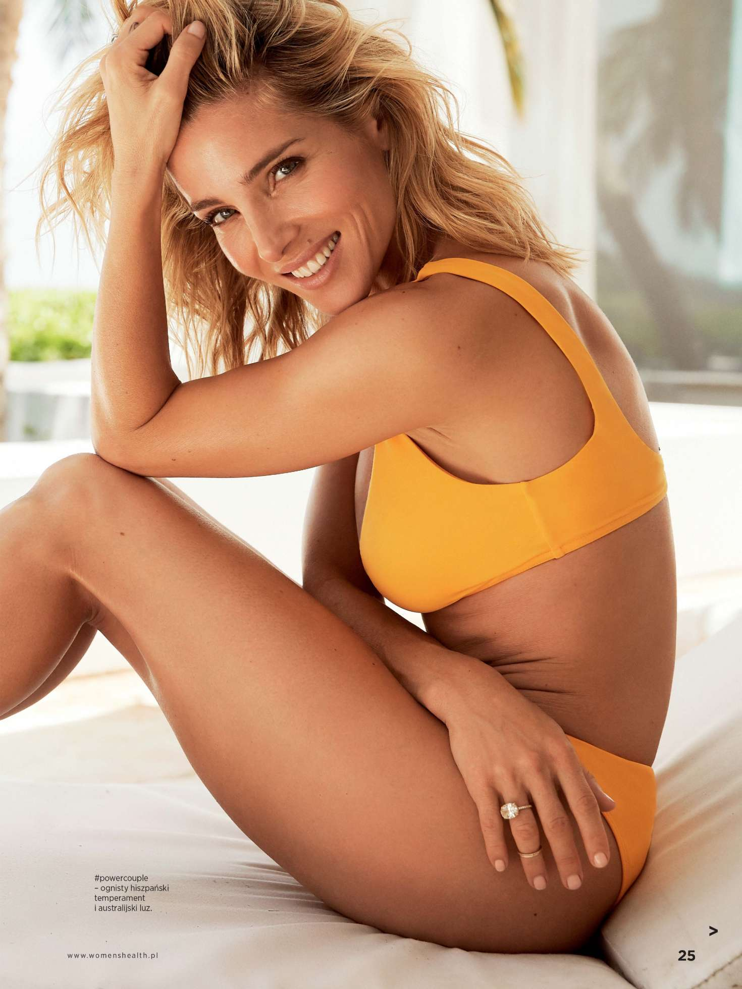 Elsa Pataky - Women's Health Poland Magazine (March 2019)