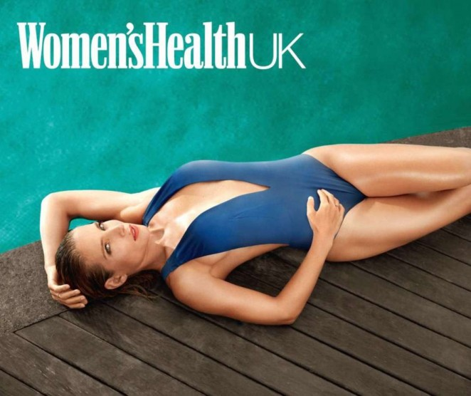 Elsa Pataky - Women's Health UK Magazine (April 2015)