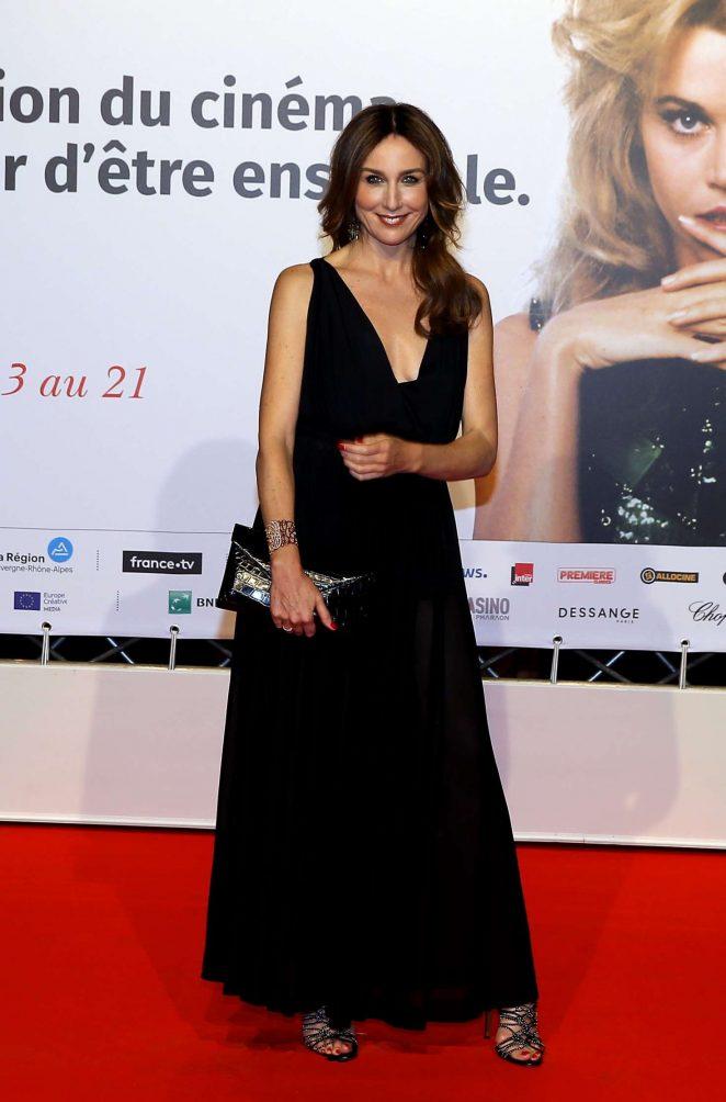 Elsa Zylberstein - 10th Lumiere Festival Opening in Lyon