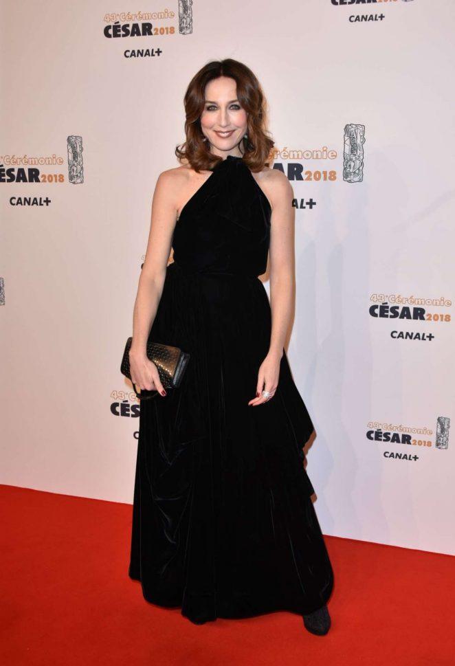 Elsa Zylberstein - 2018 Cesar Film Awards Ceremony in Paris