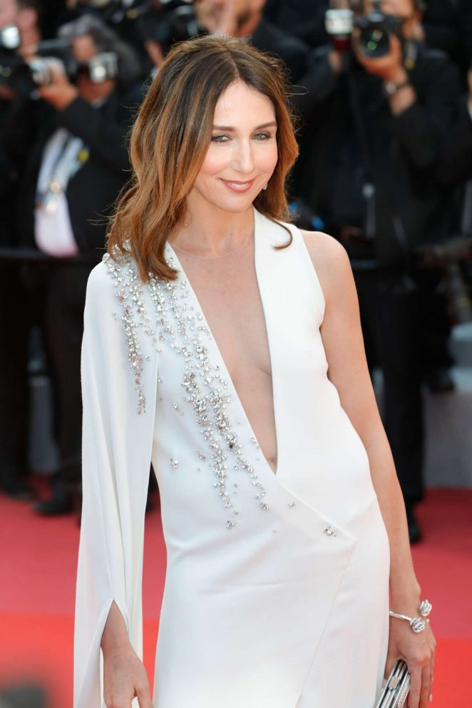 Elsa Zylberstein - 'Ash Is The Purest White' Premiere at 2018 Cannes Film Festival