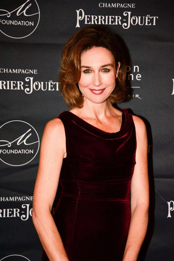 Elsa Zylberstein - M Foundation Gala Dinner in Paris