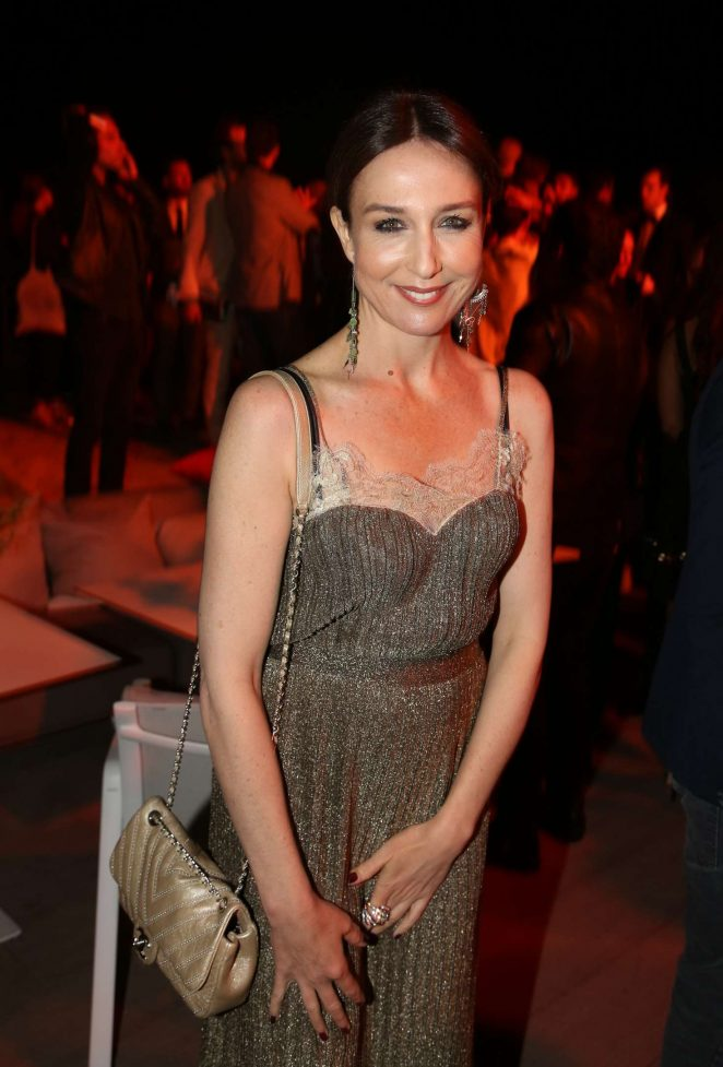 Elsa Zylberstein - Orange Cinema Party at 70th Cannes Film Festival