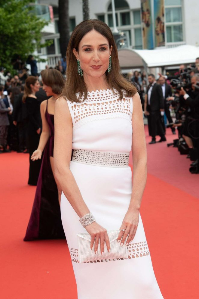 Elsa Zylberstein - 'Sorry Angel' Premiere at 2018 Cannes Film Festival