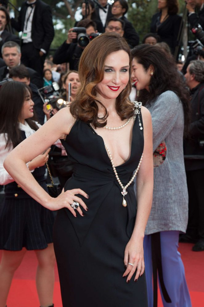 Elsa Zylberstein - 'The BFG' Premiere at 2016 Cannes Film Festival