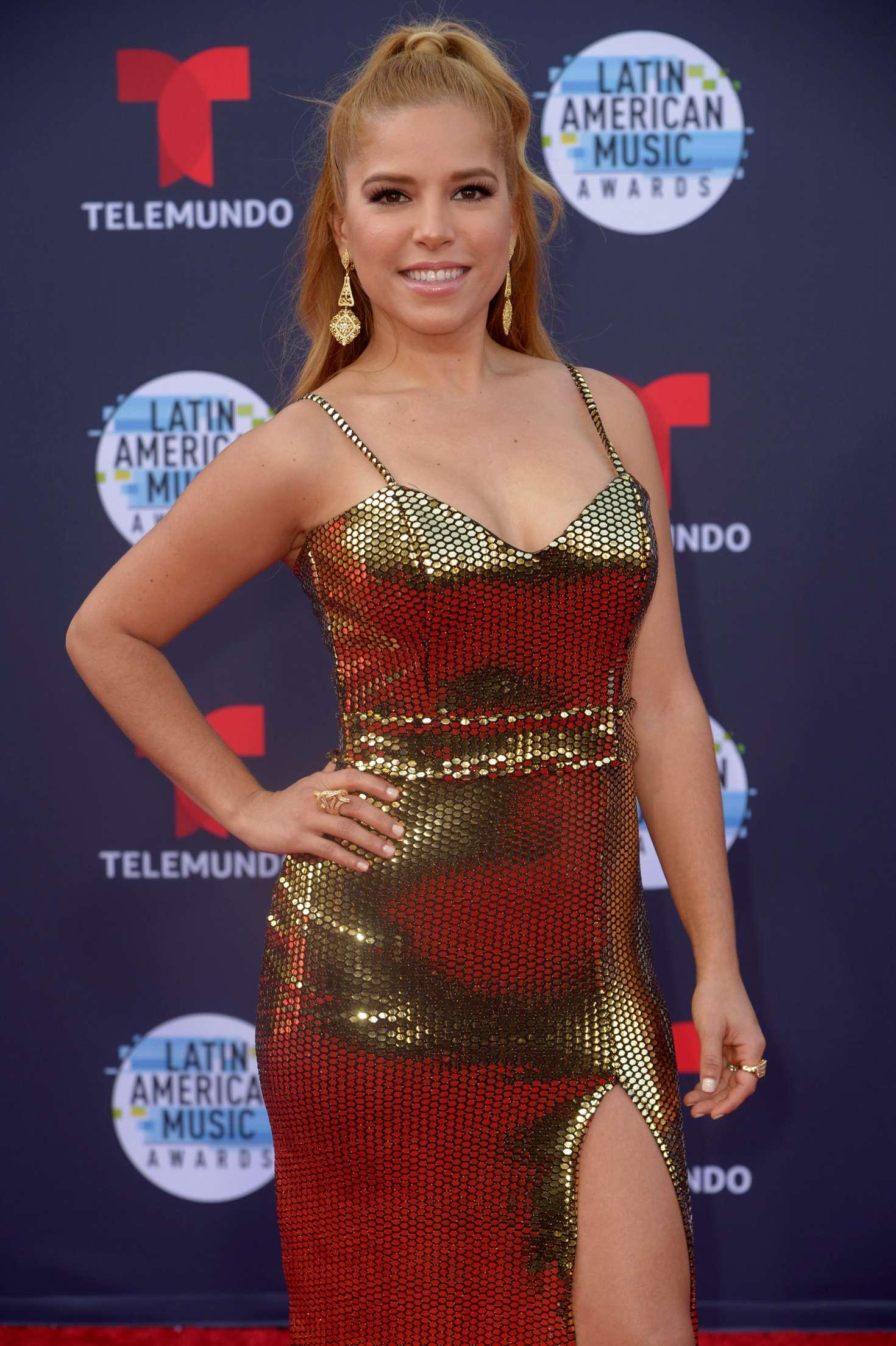 Elva Saray - 2018 Latin American Music Awards in Los Angeles