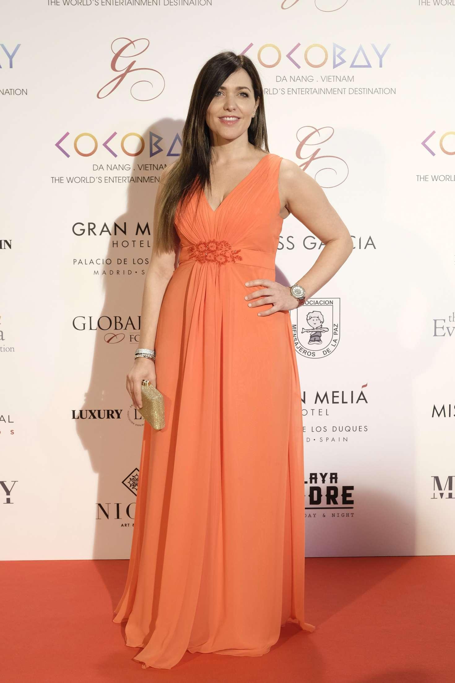 Elvia Llauder – Global Gift Gala 2017 in Madrid | GotCeleb